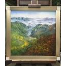 油畫山水- y15491 - 畫作系列 - 油畫 - 油畫山水系列