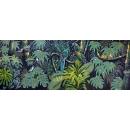 鸚鵡世界-y16459 - 油畫-油畫動物系列/ 創作手繪油畫.客廳.餐廳.臥室.玄關畫