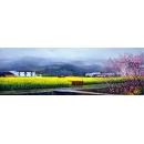 風景鄉村油畫系列-y12816 油畫- 風景鄉村油畫系列 (另有其他尺寸)