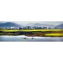 風景鄉村油畫系列-y12818 油畫- 風景鄉村油畫系列 (另有其他尺寸)