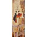 油畫舞蹈人物-芭蕾舞女孩-y13507
