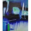 y14100 畫作系列 - 油畫 - 抽象油畫(另有款式)