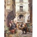 宮廷.古典人物系列-宮廷人物(一) 尺寸可訂製-y14283 油畫- 油畫人物系列