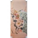 鵲笑-油畫-y15365-畫作系列