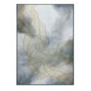 金線 - y15521 - 畫作系列 - 油畫 - 油畫抽象系列