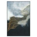 金線 - y15522 - 畫作系列 - 油畫 - 油畫抽象系列