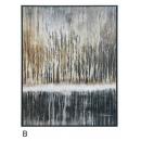 抽象B款 - y15523 - 畫作系列 - 油畫 - 油畫抽象系列