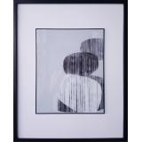y16038 複製畫-複製畫抽象系列-魅影