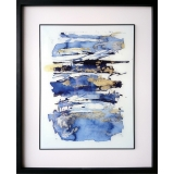 y16039 複製畫-複製畫抽象系列-遇見