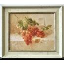 y13688 複製畫 - 複製畫小幅畫作 -畫布複製畫 紅葡萄
