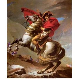 y15921複製畫-複製畫人物系列-大衛-拿破崙