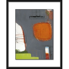 y15974 複製畫-複製畫抽象系列-季節
