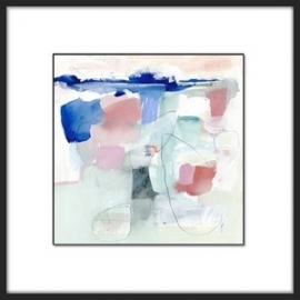 y15975 複製畫-複製畫抽象系列-過往