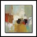 y15977 複製畫-複製畫抽象系列-紀念