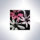 y14087 金工飾品設計- 立體金工系列 - 堅持-花系列(粉白)2-1 (另有款式)