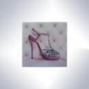 y14089 金工飾品設計- 立體金工系列 - 堅持-高跟鞋系列2-1 (另有款式)