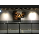木雕壁飾 y15516 立體壁飾- 抽象系列