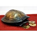 y14083-銅雕系列- 銅雕擺飾- 銅雕卦龜