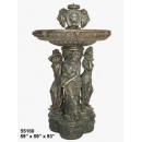 銅雕系列-銅雕大型擺飾-維納斯噴泉 y14132 立體雕塑.擺飾 人物立體擺飾系列-西式人物系列