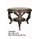 y14144 銅雕系列-銅雕擺飾- 維納斯圓桌
