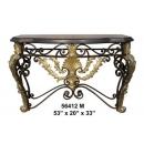 y14150 銅雕系列-銅雕擺飾- 長型桌