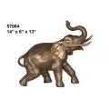 y14162 銅雕系列-銅雕動物 - 大象