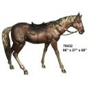 銅雕馬(古銅色) y14165 立體雕塑.擺飾 立體擺飾系列-動物、人物系列