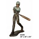 打擊男孩 y14265 立體雕塑.擺飾 立體擺飾系列-動物、人物系列