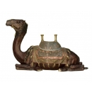 坐姿駱駝(y14684 銅雕系列- 銅雕大型擺飾、銅雕動物 )