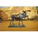 運鹿y15270-銅雕系列-銅雕動物