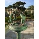 女孩跳舞y15272 銅雕系列- 銅雕大型擺飾、銅雕人物