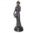 優雅女郎2-y15341-銅雕 - 銅雕人物