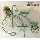 鍛鐵大自行車-y15403鐵材藝術-花架