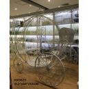 大南瓜車- y15462- 傢俱系列-鐵材藝術