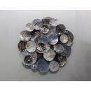 圓圈圈鐵藝壁飾- y16078 鐵材藝術 - 鐵雕壁飾系列 / 立體壁飾-抽象系列