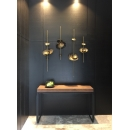 鐵藝靈芝壁飾-y15502-鐵雕壁飾系列-鐵材藝術