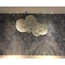 鐵藝蝴蝶蘭壁飾 y15517 鐵材藝術飾- 鐵雕壁飾系列/三入一組