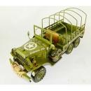 軍車 y15568 鐵材藝術-鐵材擺飾系列