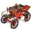馬車y15572  鐵材藝術-鐵材擺飾系列