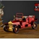 老爺車 y15574  鐵材藝術-鐵材擺飾系列