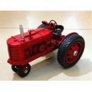 拖拉機 y15575  鐵材藝術-鐵材擺飾系列