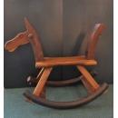 y13599 傢俱系列-戶外休閒傢俱-老柚木搖椅