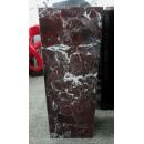 y13862羅馬柱花台展示台-大理石展示台(櫻桃紅) 80cm(另有尺寸65x65x100cm)