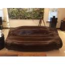 橡木雙人靠背椅y15251-傢俱系列-實木家具