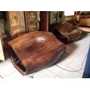 橡木靠背3人椅y15252-傢俱系列-實木家具