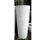 水磨石花器 y15046 花器系列 水磨石圓柱形