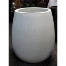 水磨石花器 y15051 花器系列 大磨石U型