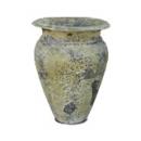 y13878 -花器系列-古樸陶瓷  落灰陶