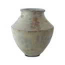 y13879 -花器系列-古樸陶瓷  落灰陶