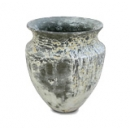 y13880 -花器系列-古樸陶瓷  落灰陶